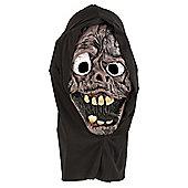 Halloween Hooded Zombie Mask