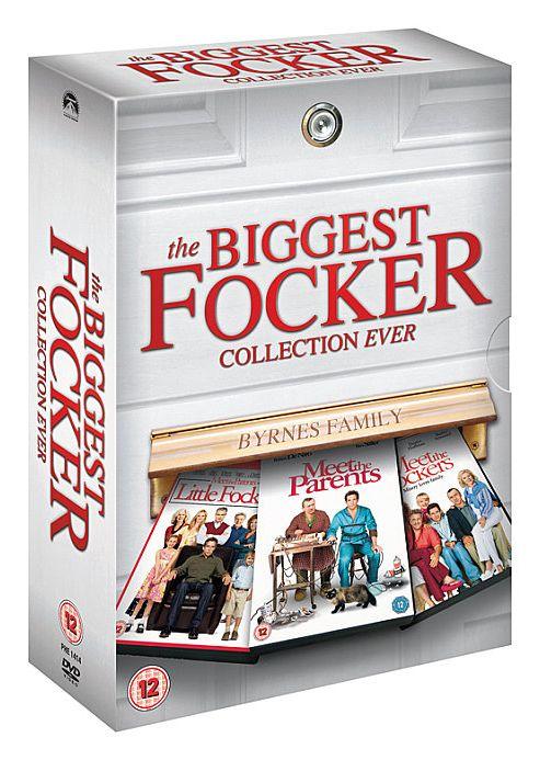 Meet The Parents - Fockers Triple (DVD Boxset)