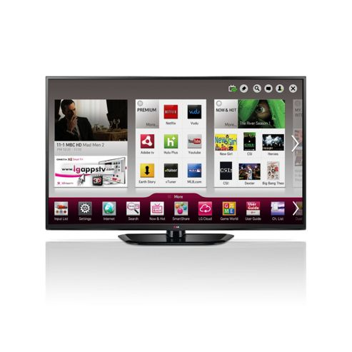 LG 60PH660V 60 Inch 3D Plasma Smart TV FHD