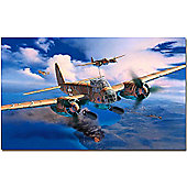 Revell Junkers Ju88 A-4 With Bombs 1:32 Aircraft Model Kit - 03988