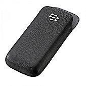 Leather Pocket for Pearl 2 9100 (Black)