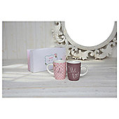 Wedding I do Me Too Mug Set