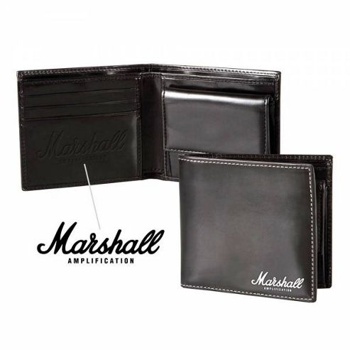 Marshall Leather Wallet