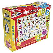 Grafix Alphabet Floor Puzzle
