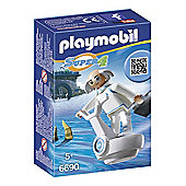 Playmobil Super 4 Doctor X Play Set 6690