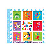 ELC Times Tables Challenge CD