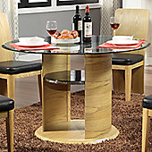 Jual Dining Table - Oak
