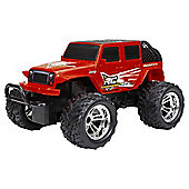 New Bright 1:18 RC Chargers Jeep