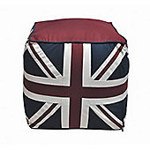 Woven Magic London Pouffe