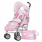 Tiny Tatty Teddy Atlas V2 Stroller Package (Pink)