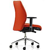 Pledge Tas Mid Back Task Chair - Black