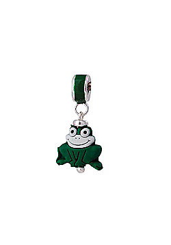 Amore & Baci Junior Cheeky Frog Dangle Charm Bead