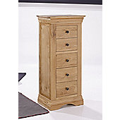 Home Zone Worthing 5 Drawer Chest