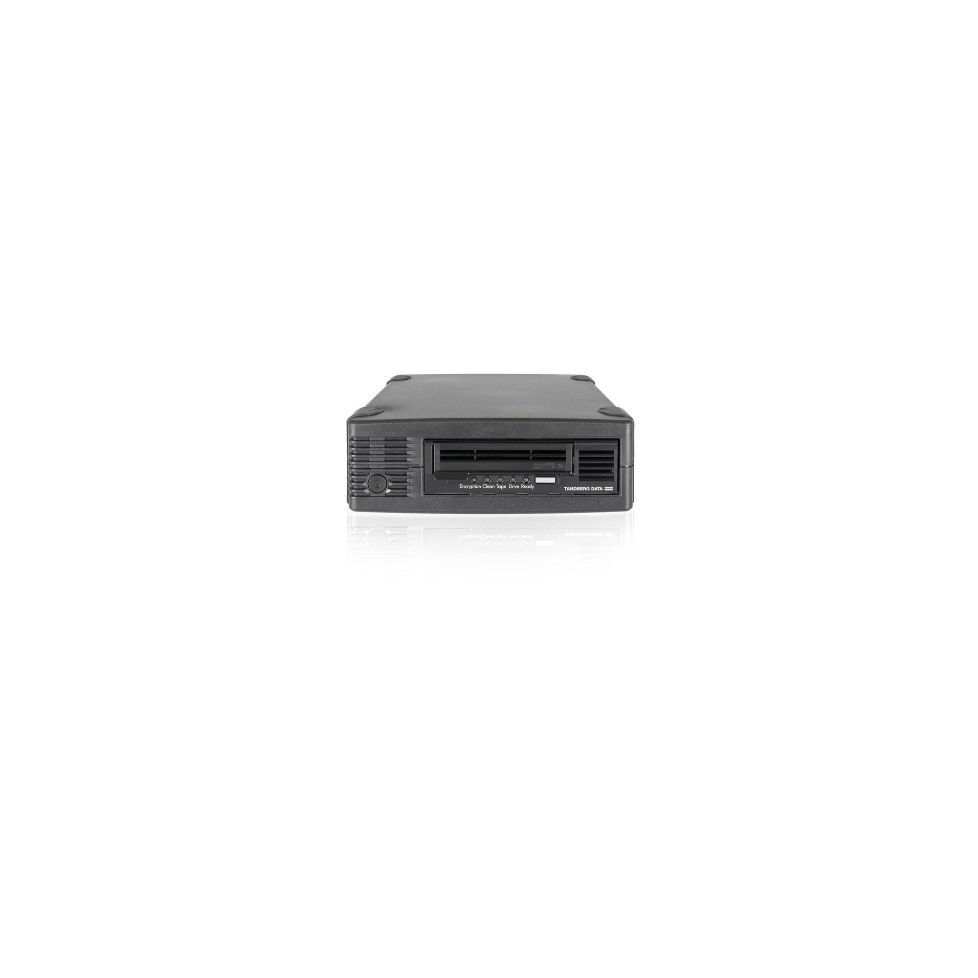 Tandberg 3520 LTO-5 HH External SAS Drive Kit (Black) at Tesco Direct