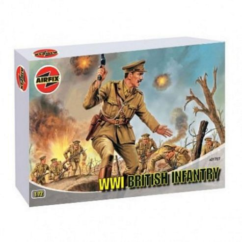 WWI British Infantry (A01727) 1:72