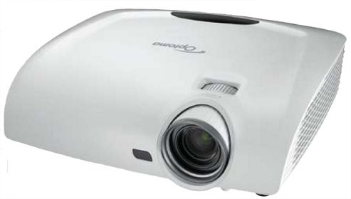 OPTOMA HD33 3D READY PROJECTOR