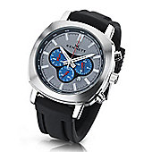 Kennett Gents Challenger Silver Blue Black Watch WCHASILBLBK