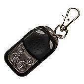 Universal4-Channel Wireless Remote Control Keychain Fob