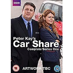 Peter Kay's Car Share DVD