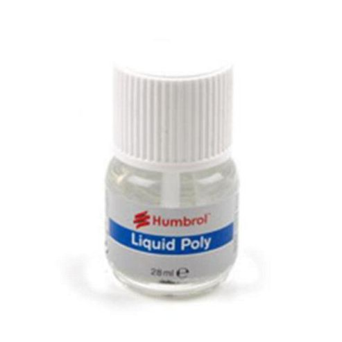 Humbrol 28ml LIQUID POLY CEMENT