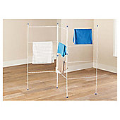 Tesco Gate Clothes Airer