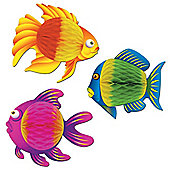 Scene Setters Tropical Fish (each)