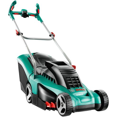 buy bosch cordless lawnmower rotak 37 li ergoflex from our battery lawn mowers range tesco. Black Bedroom Furniture Sets. Home Design Ideas