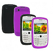 Flex 8520 Double Pack skins black and purple