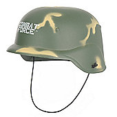 Fancy Dress Army Helmet