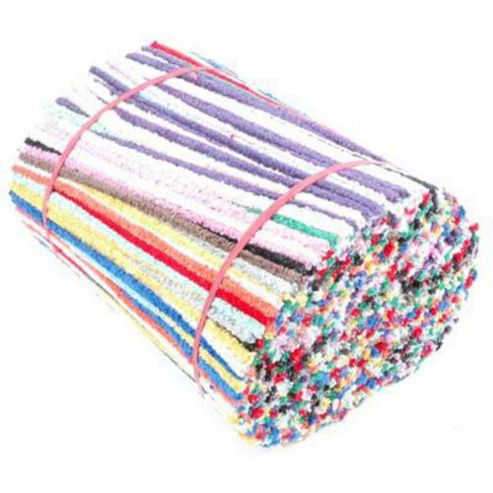 Pipe cleaners Bulk Asst 1000