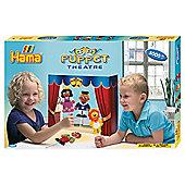 Hama Beads Puppet Theatre