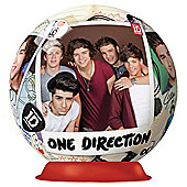 3D Puzzle - One Direction 72 Pcs - Ravensburger