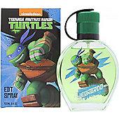 Teenage Mutant Ninja Turtles Leonardo Eau de Toilette (EDT) 100ml Spray For Men