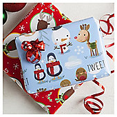 Tesco Chilli Christmas Wrapping Paper, 10m