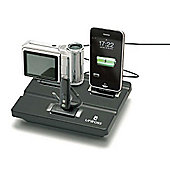 Uniross Universal Desktop Mobile Phone and iPod, iPhone Charger
