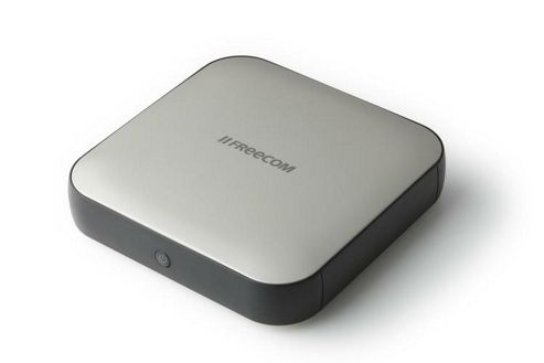 Freecom Technologies SQ Hard Drive TB