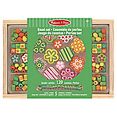 Melissa & Doug Bead Sets Flower Power