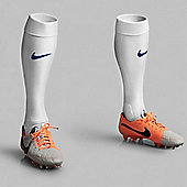 2014-15 England Nike Home Socks (White) - White