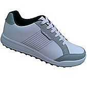 Stuburt Mens Pro-Am Xt Spikeless Golf Shoes - White