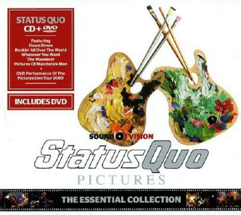 Pictures: The Essential Collection (Cd & Dvd)