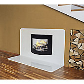 La Hacienda Barcelona Wall Mounted Bio-Ethanol Fireplace