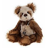 Charlie Bears Anniversary Mia 28cm Plush Teddy Bear