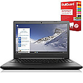 "Lenovo B50-50 80S20007UK 15.6"" Laptop With BullGuard Internet Security"