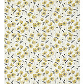 iLiv In Bloom Petite Fleur Wall Paper - Caramel