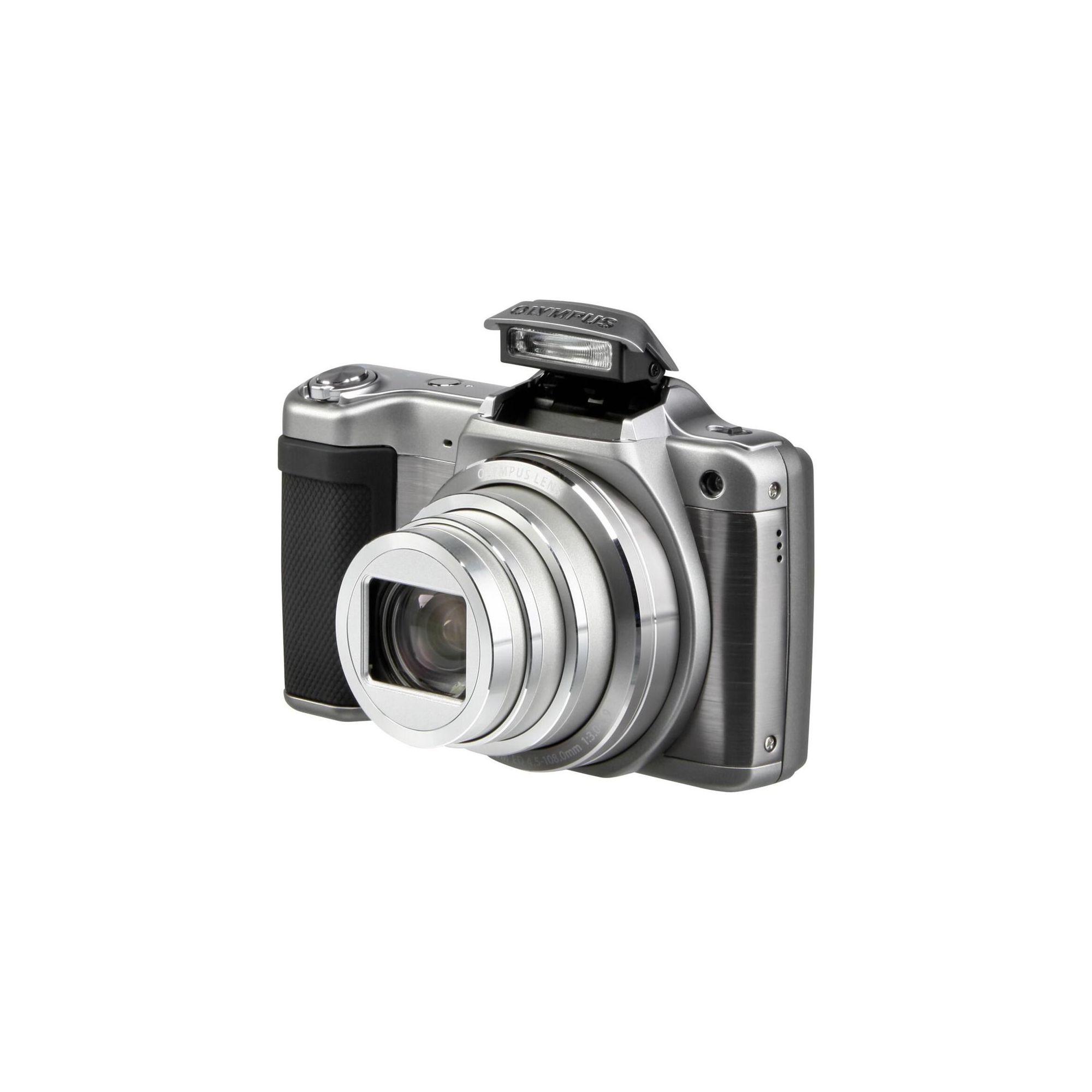 Olympus SZ-15 Compact Digital Camera in Silver
