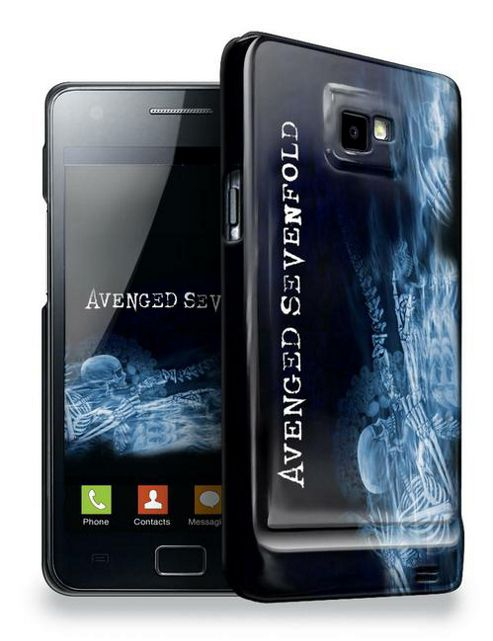 Upfront Case TRSSGAS7 Official Avenge Sevenfold Phone Clip Case