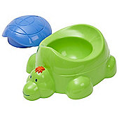 Tippitoes Turtle Potty (Green/Blue)