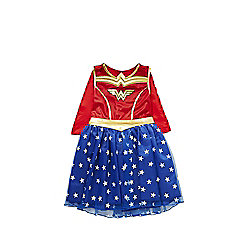 DC Comics Wonder Woman Dress-Up Costume years 03 - 04 Red