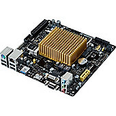 Asus J1900I-C Desktop Motherboard - Intel Chipset - Socket BGA-1170 - Intel Celeron J1900 Quad-core (4 Core)