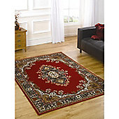 Element Lancaster Red 160x220 cm Rug